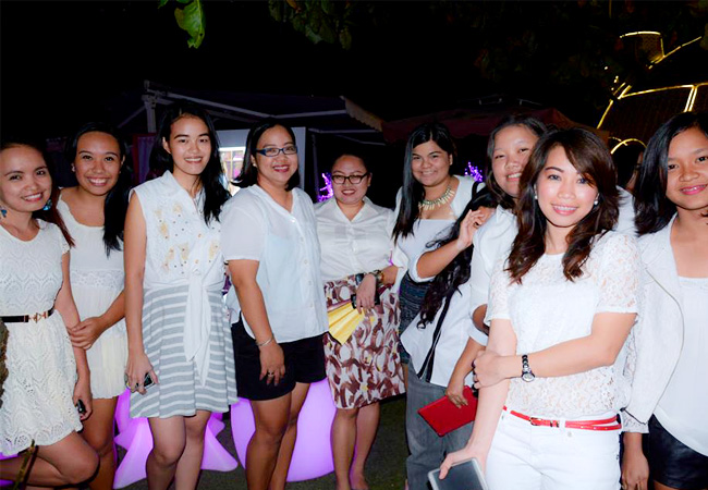 With the Cebu Blogging Community Family