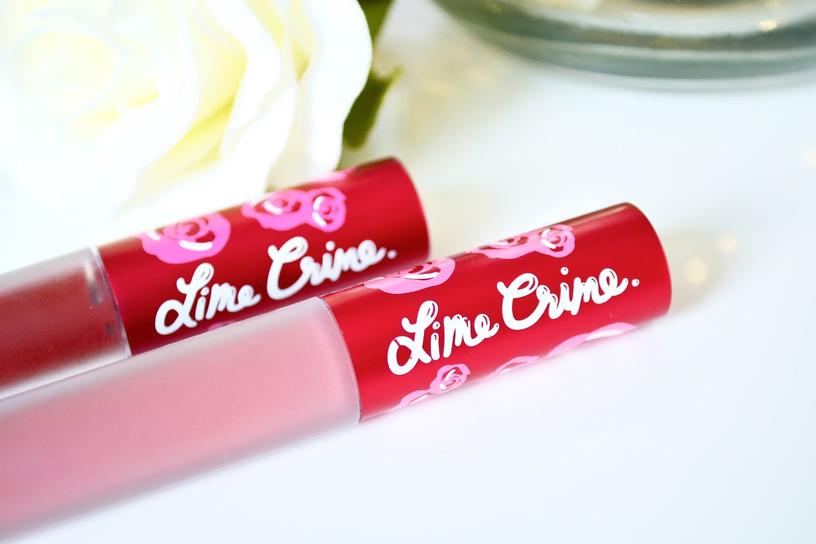 Lime Crime, Lime Crime Velvetines, Lime Crime Faded, Lime Crime Wicked, Velvetines, Lipstick