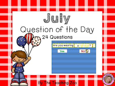https://www.teacherspayteachers.com/Product/Question-of-the-Day-July-2598895