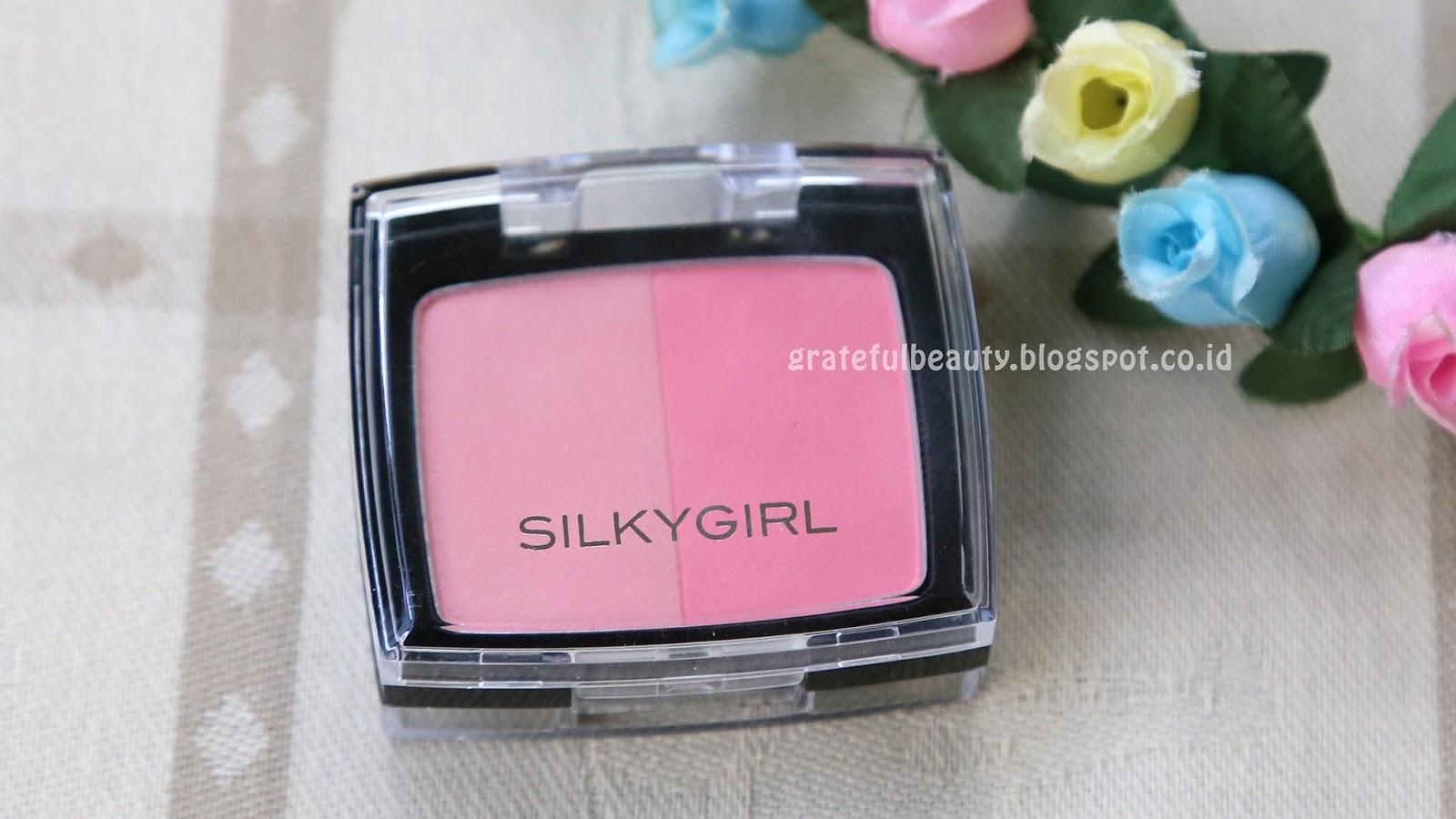 Silkygirl Shimmer Duo Blusher 02 Blushing Pink Daftar Harga Nez Color Contour Plus Amaranth Makeup Review