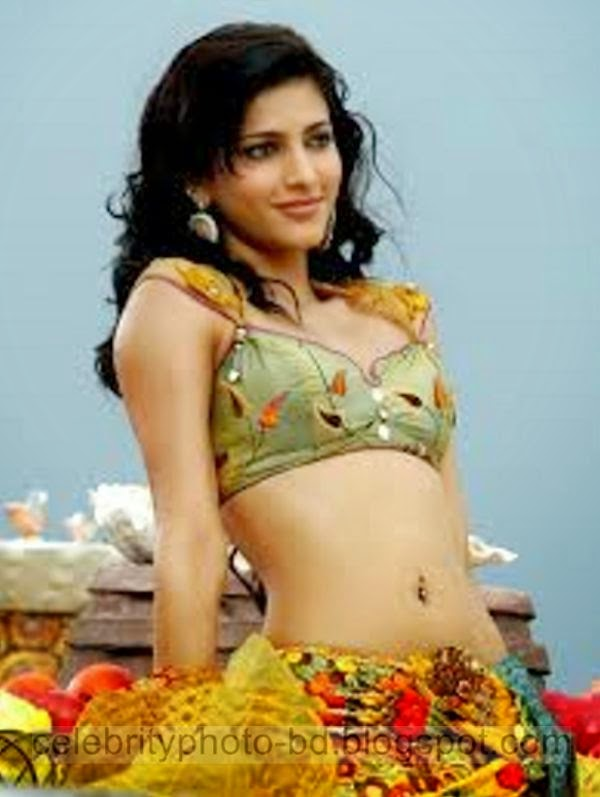 Shruti Hassan Belly Piercing Latest Hot Photos, Wallpapers and Images Collection