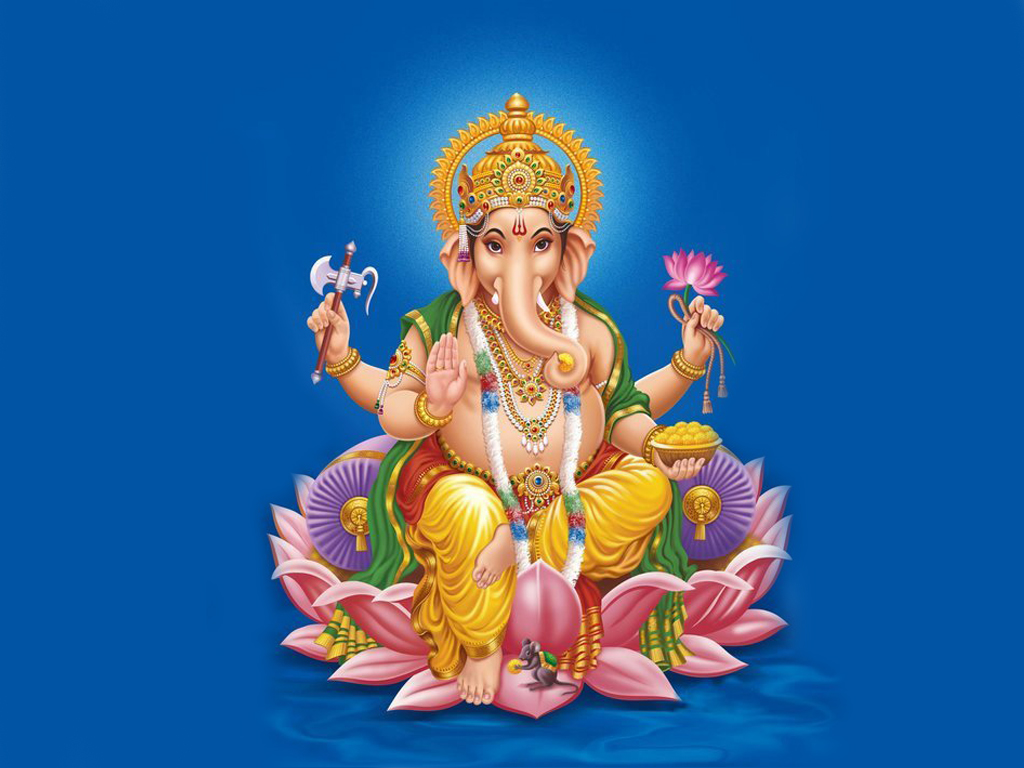 3d Love Quotes Wallpapers Lord Ganesha Ganesh Chaturthi Hd Wallpapers Free