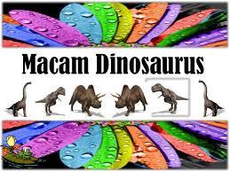 Macam-Macam Dinosaurus Beserta Namanya
