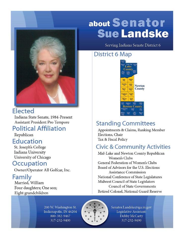 Cedar Lake/Hanover Republicans of Lake County: 2012
