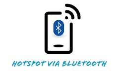 Cara Hotspot -an Dengan Bluetooth