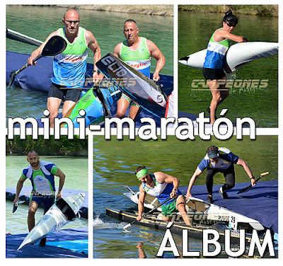 Piragüismo Aranjuez Maratón Corto