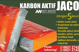 Ady Water: Karbon Aktif Filter Air | Berapa Harga Media Filter Air Karbon Aktif? Lengkap Disini