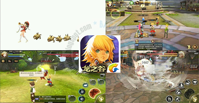 Game Dragon Nest Awake Mobile Apk Terbaru Full