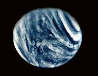 Mariner 10's Portrait of Venus