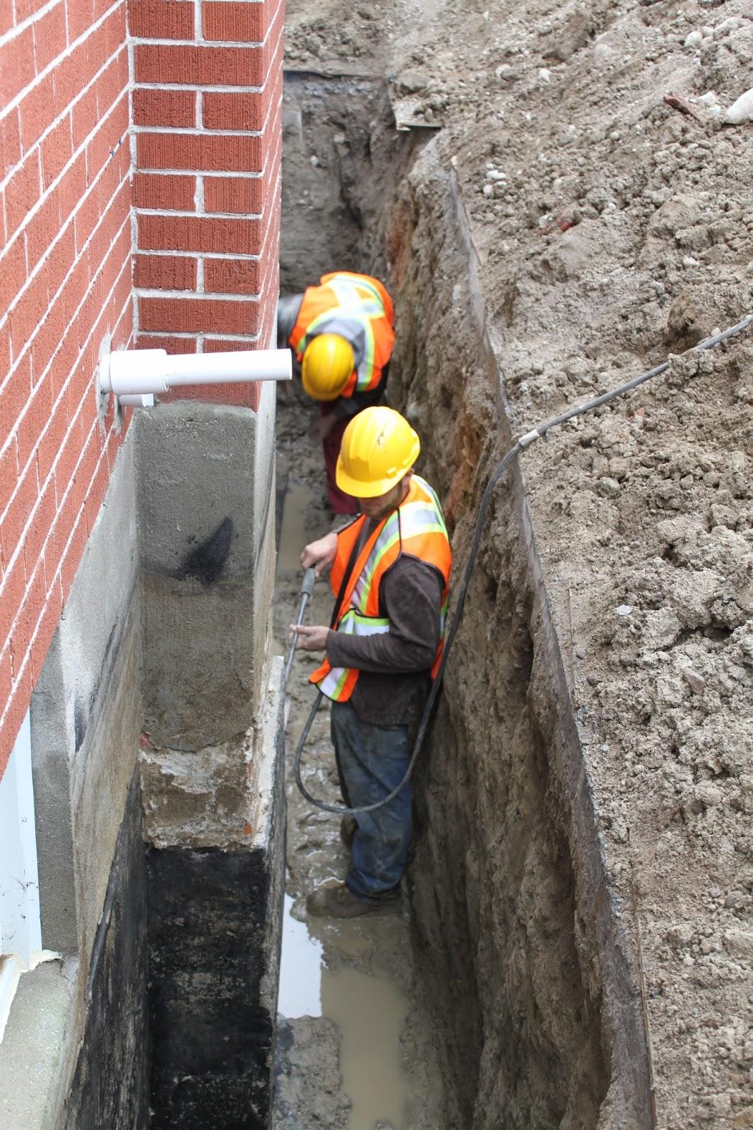 Aquaseal 1-888-750-0848 Basement Waterproofing Contractors