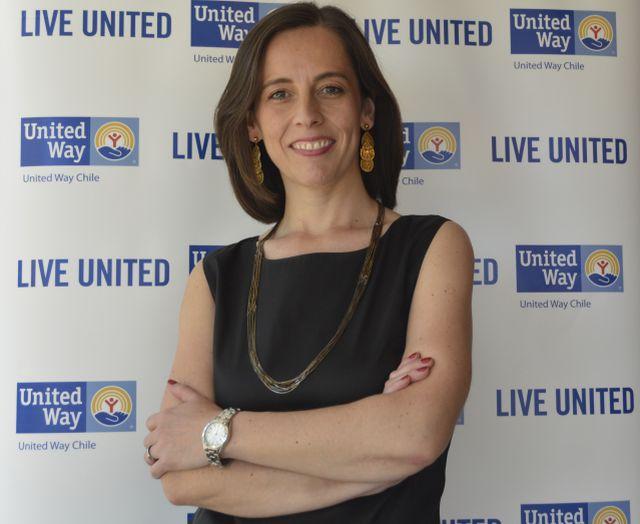 Alejandra Fuenzalida, Directora Ejecutiva de United Way Chile