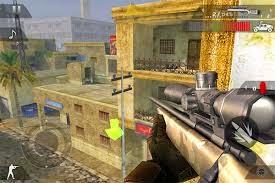 game Modern Combat 2 cho dien thoai samsung