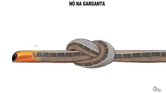 Metrô, Trensalão Tucano