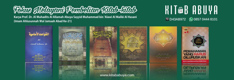 Kitab kitab Abuya Sayyid Muhammad