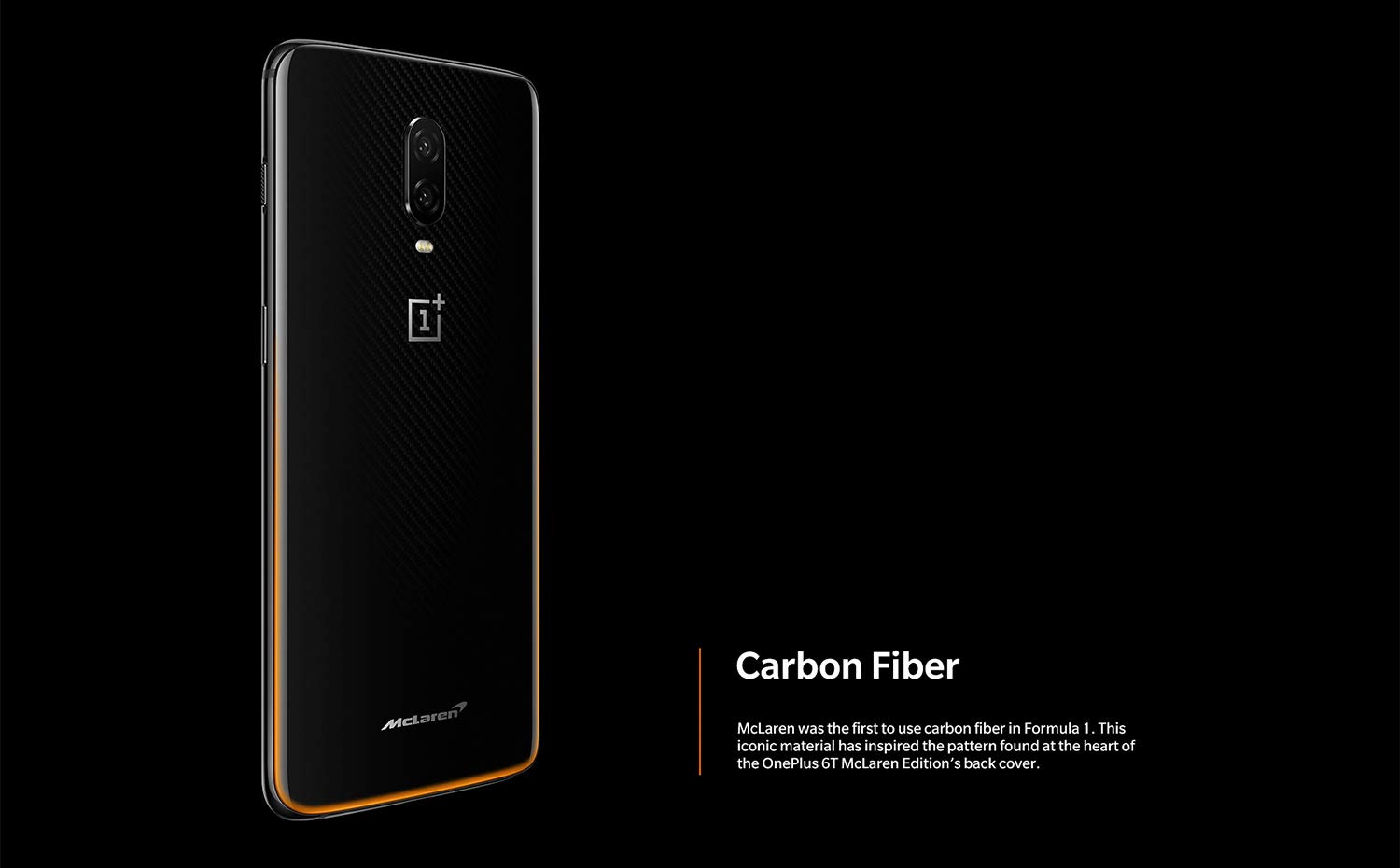 OnePlus 6T McLaren edition www.tech1english.com