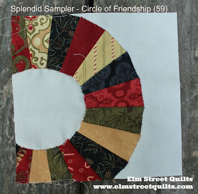Splendid Sampler block 59