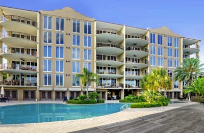 Orange Beach Condo Sales, The Yacht Club