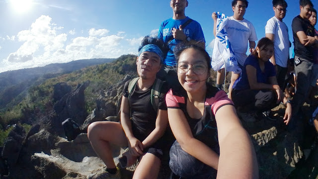 Patty Villegas - The Lifestyle Wanderer - Mt. Nagpatong - Tanay - Rizal - UNCHR - Atom Araullo -2
