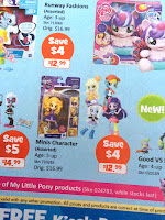 MLP Store Finds - Equestria Girls Minis Mall Series