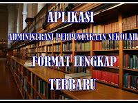 Aplikasi Administrasi Perpustakaan Otomatis Format Lengkap