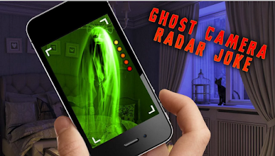 Ghost Camera Radar Joke