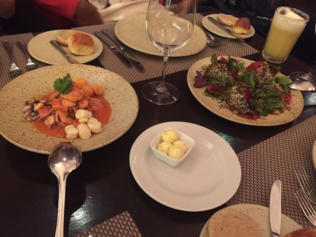 Cena en restaurente Chicha Cuzco