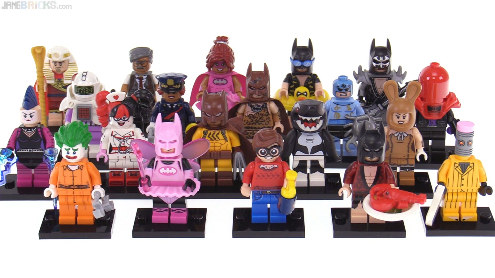 lego batman movie collectible minifigures series reviewed. Black Bedroom Furniture Sets. Home Design Ideas