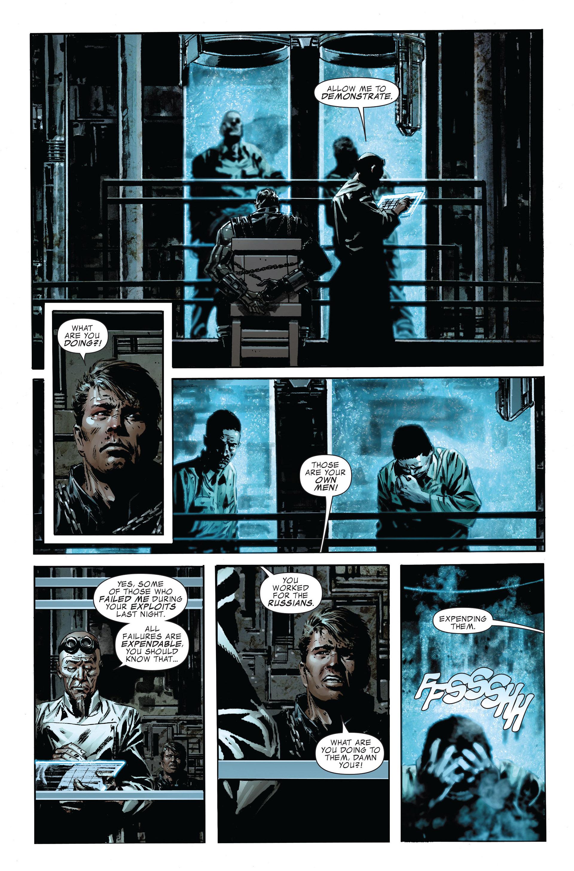 Read online Captain America (2005) comic -  Issue #47 - 20
