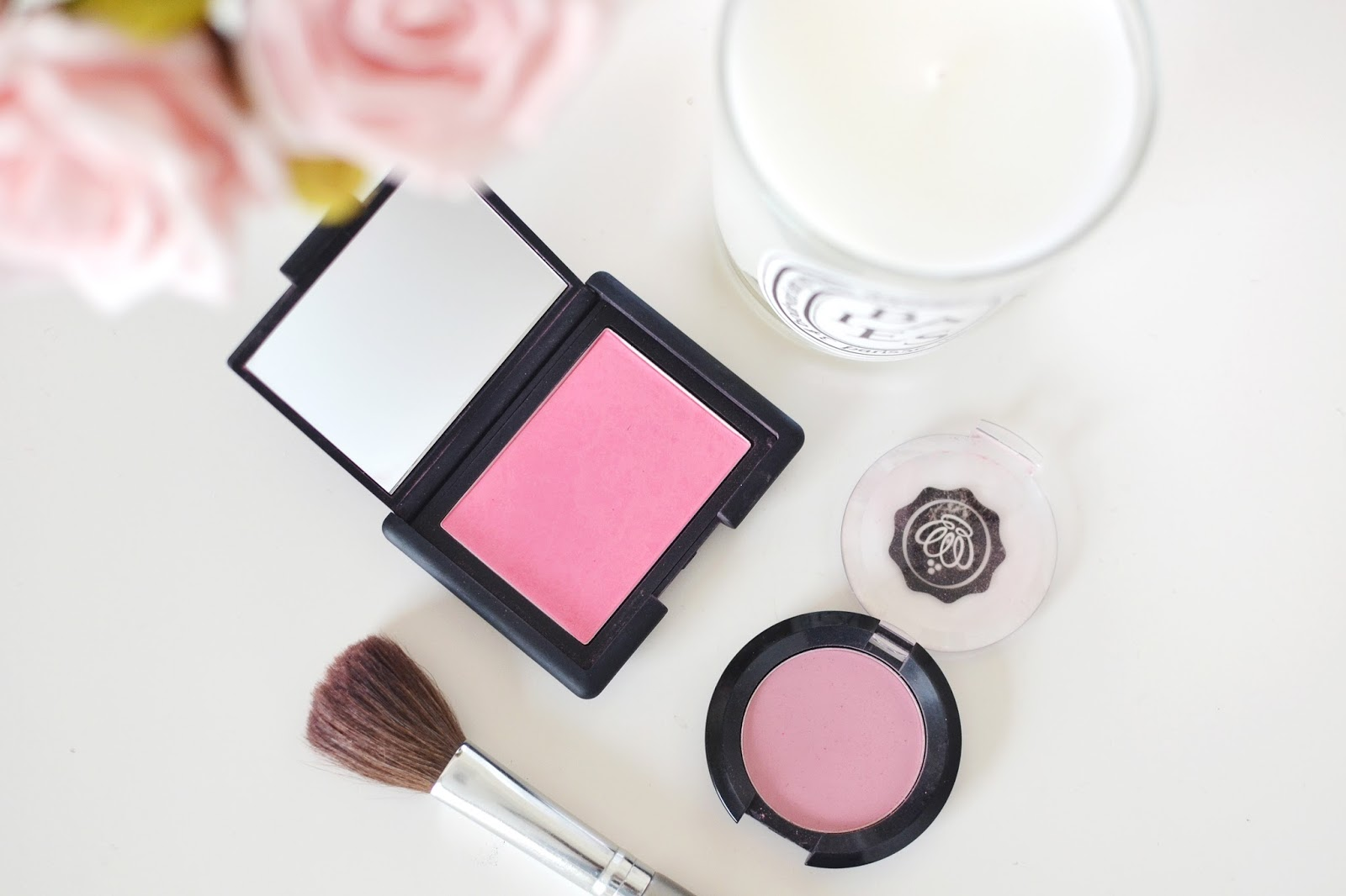 pink blushers for asian skintone