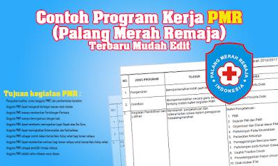 Contoh Program Kerja PMR SD/Mi, SMP/Mts, SMA/SMK/MA
