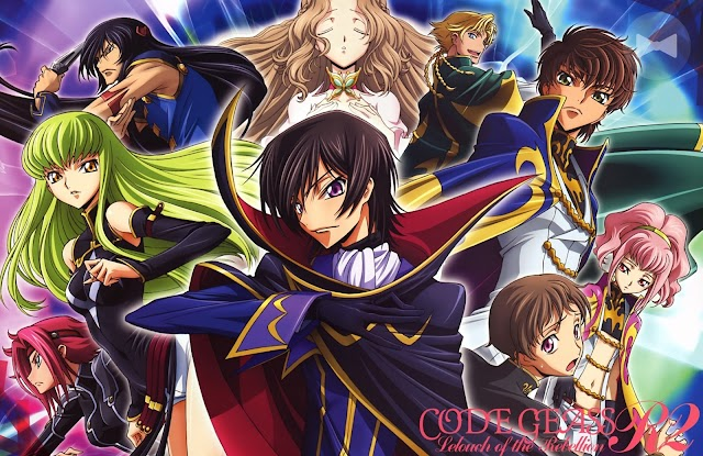 Revival of Lelouch - Code Geass returning for season 3