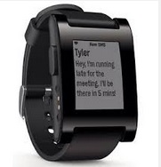 Smartwatch Pebble Android ed iOS
