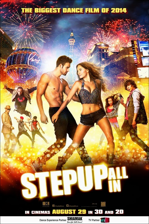 Step Up All In (2014) BluRay 720p