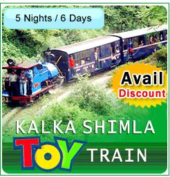 Indian Railway's Toy Trains