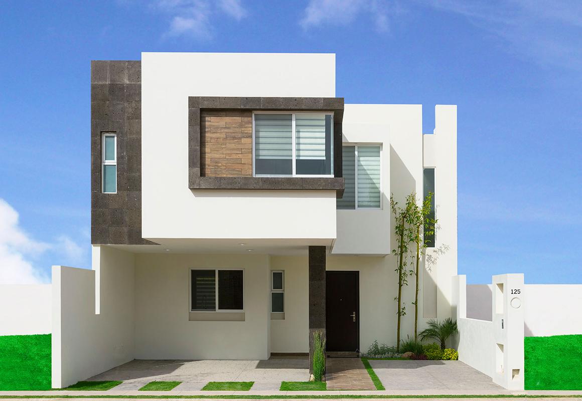 Fachadas minimalistas for Casa minimalista que es