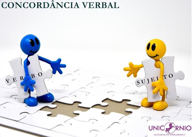 Resumo: Concordância Verbal (Parte 2)
