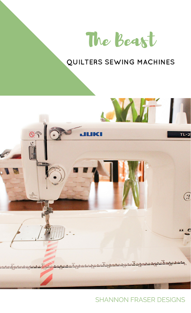 Sewing Machines | Ultimate gift guide for the modern quilter in your life | Books, Gift Cards, Tools & Notions are just some of the categories covered in these Christmas gift ideas