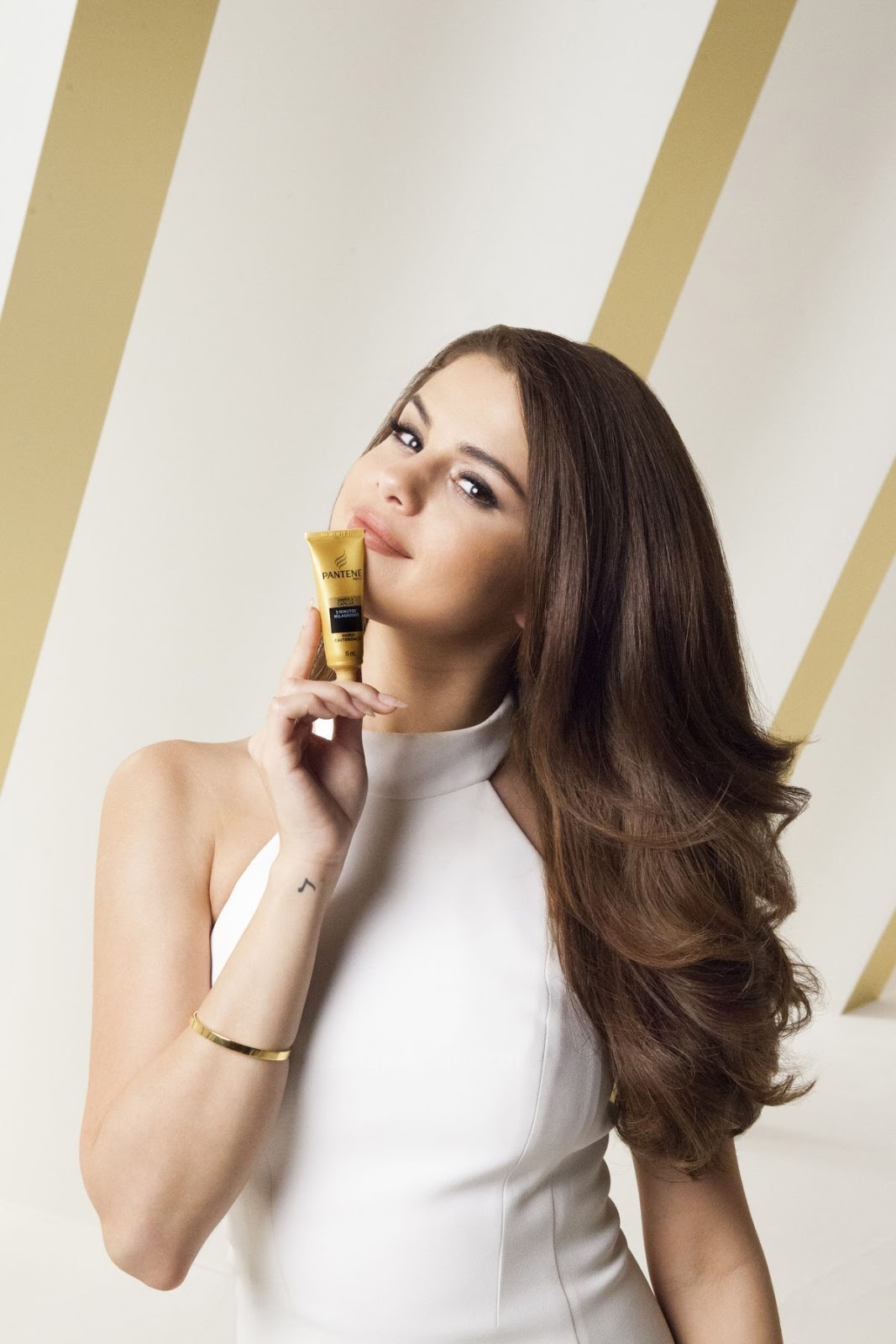 'The Revised Fundamentals of Caregiving' actress Selena Gomez Shoot for Pantene Latin America