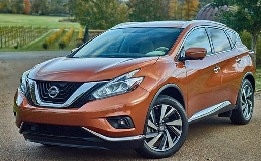 2015 Nissan Murano Canada Price
