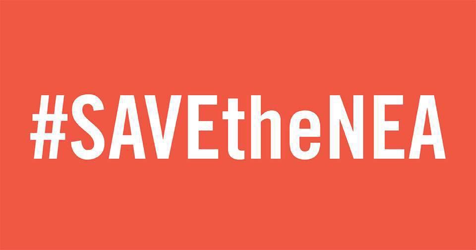 Save the National Endowment for the Arts.