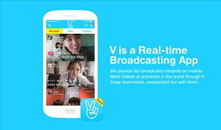 10 tips naver v live app update autoplay pip casting etc v live or vlive is getting an update with some new features vlive is navers k pop focused video and live streaming app stopboris Images