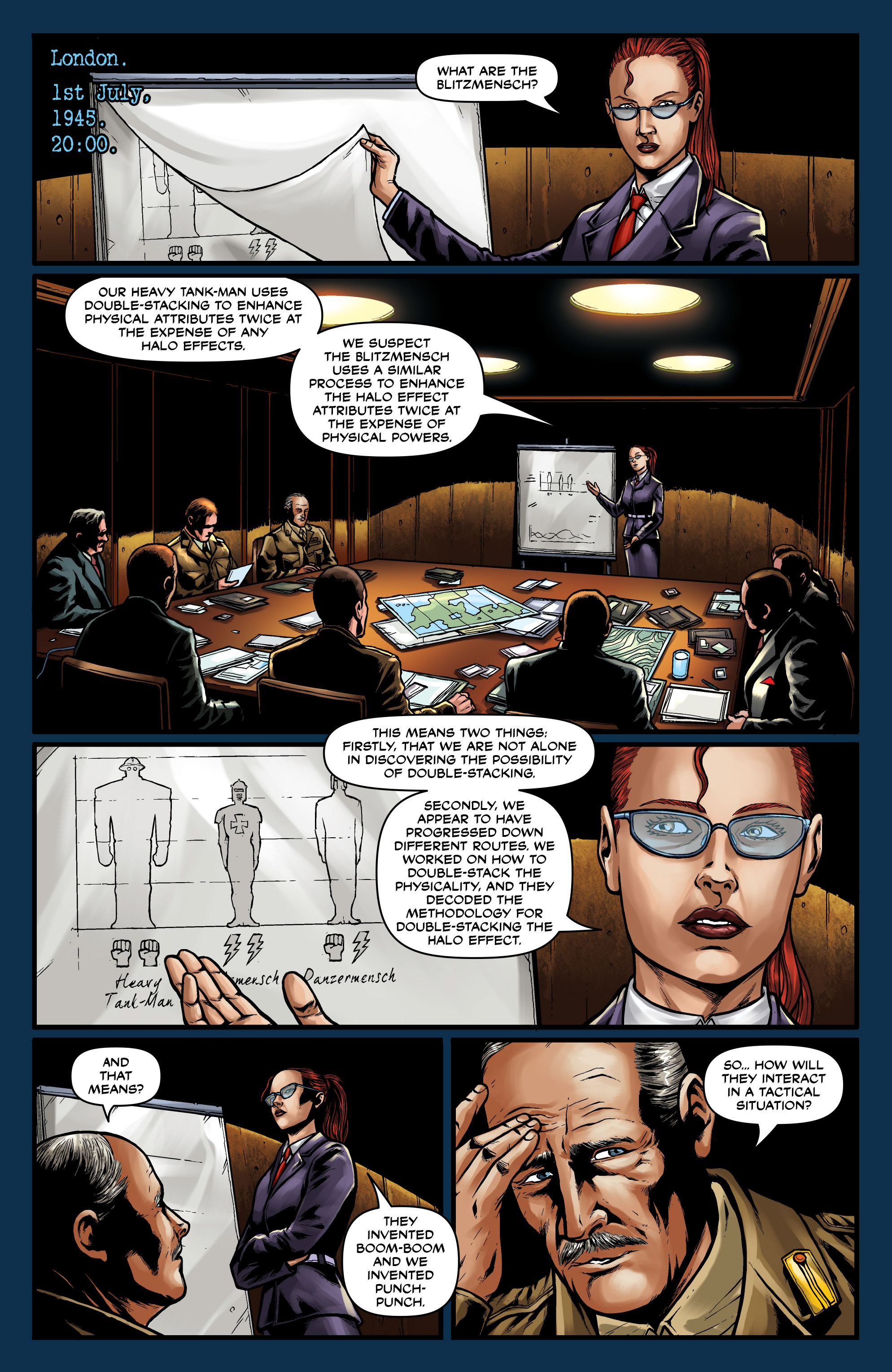 Read online Uber comic -  Issue #15 - 25
