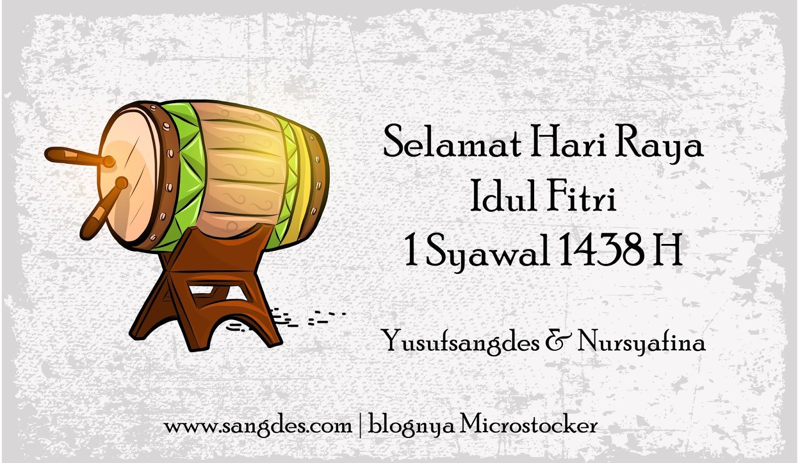 Free Vector Of Hand Drawn Bedug Illustration Sangdesstock