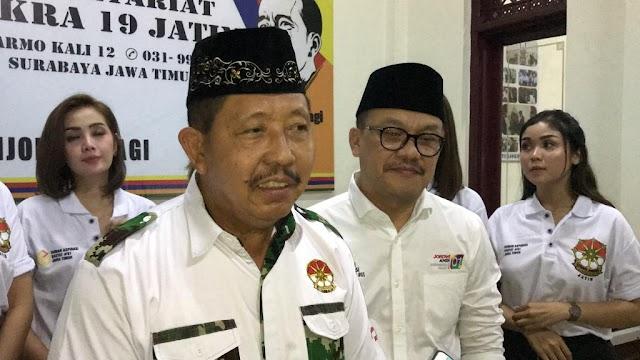 Mulai Kampanye Terbuka, Cakra 19 Bakal Gempur Tapal Kuda dan Madura untuk Menangkan Jokowi