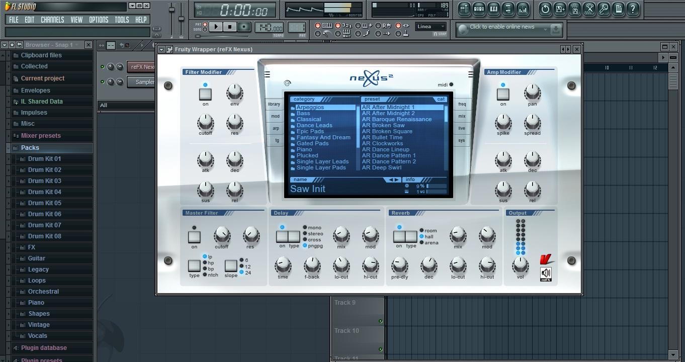 refx nexus 2 download fl studio