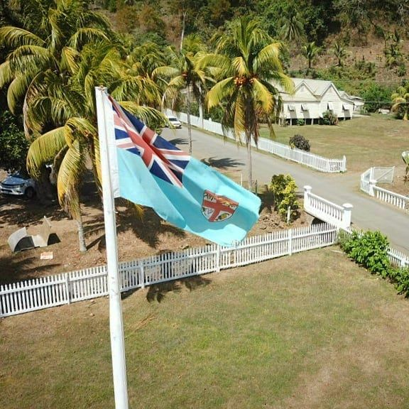 Cession Grounds, Levuka, Ovalau