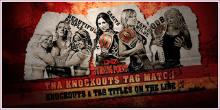 TNA Turning Point 2009 - Knockouts Six woman Match