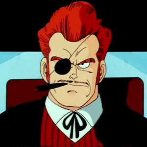 Dragon Ball Comandante Red