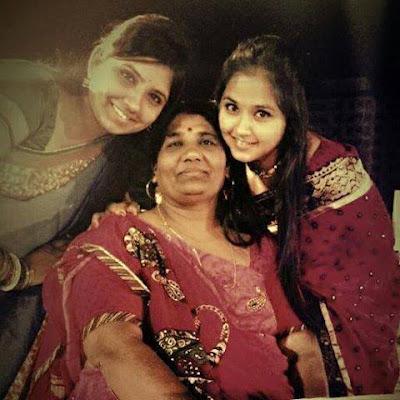 kajal raghwani sister