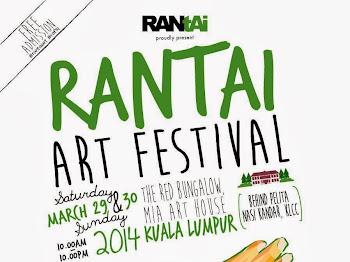 INSTA : RANTAI ART FESTIVAL 2015